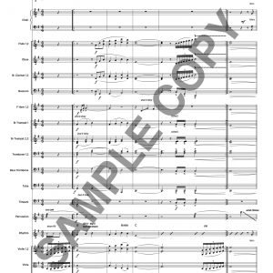 The Lion and The Lamb – Orchestration + SATB