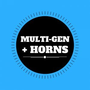 Multi-Gen + Horns