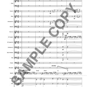 In Christ Alone – Orchestration + SATB